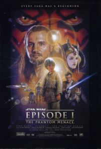phantom menace poster