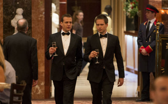 10 Reasons Why You Should Be Watching Suits