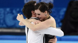Tessa Virtue and Scott Moir are one of ice dancing's great partnerships.