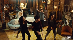 Orphan Black's big dance scene was my favorite moment on television in 2014.