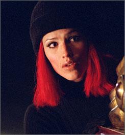 Sydney red hair