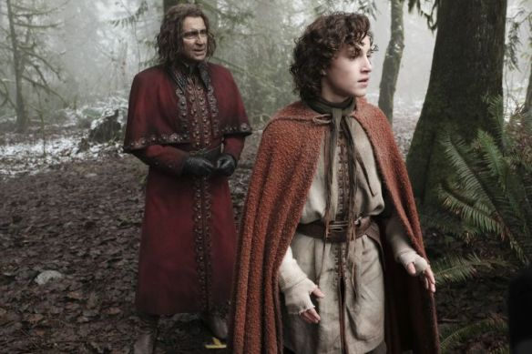 Once Upon a Time - Episode 6.13 - Ill-Boding Patterns