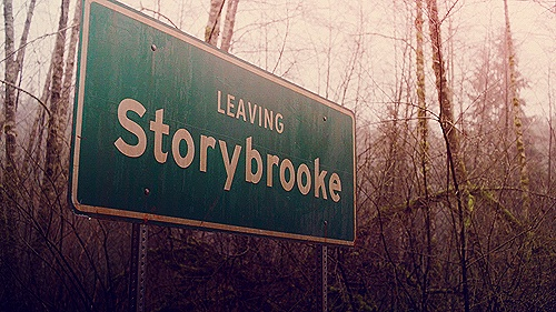 leaving storybrooke