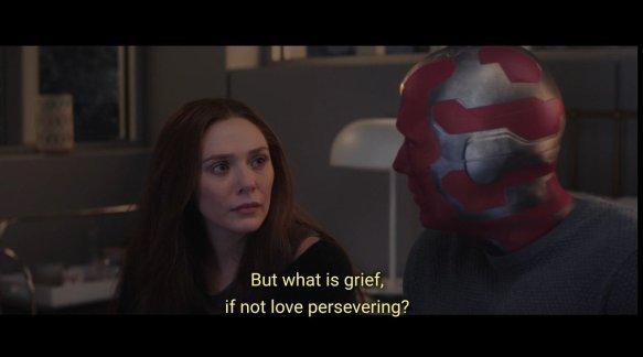 WandaVision quote